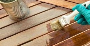 Exterior Paint Varnishes Preservers Oils and Sealers